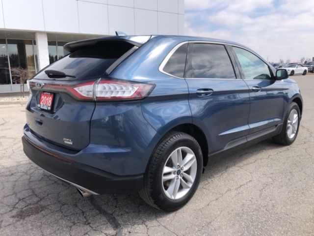 2018 Ford Edge SEL  /Leather/Navigation/Panoramic Sunroof/Remote Start