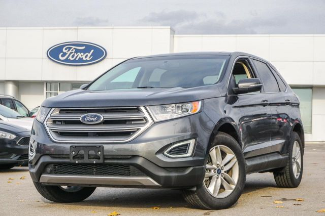 2018 Ford Edge SEL AWD