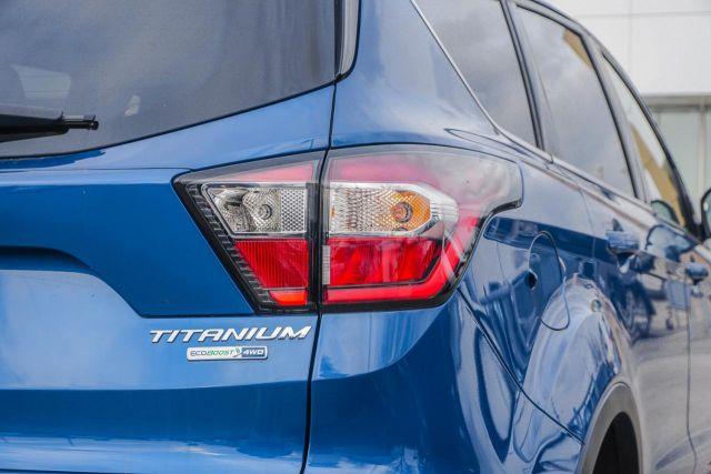 2018 Ford Escape Titanium 4WD
