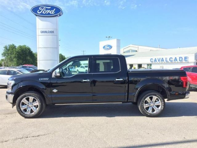 2018 Ford F-150 4X4-SUPERCREW RANCH-145 WB