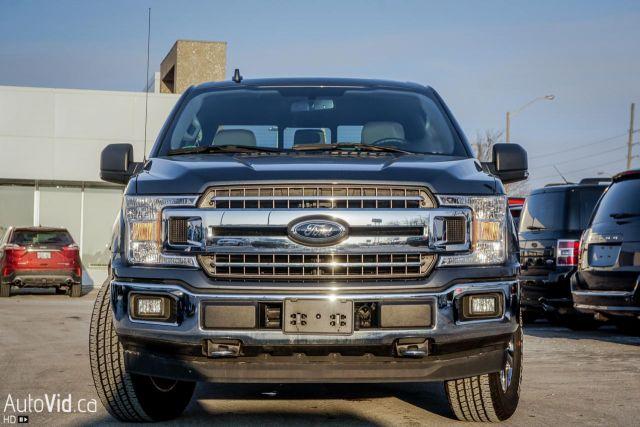 2018 Ford F-150 XLT 4WD SuperCab 6.5 Box