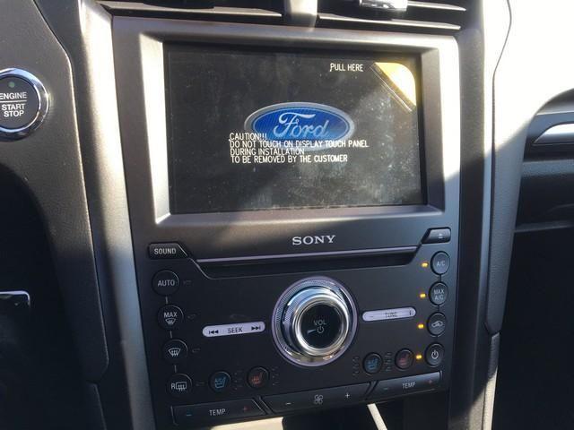 2018 Ford Fusion Hybrid Titanium FWD