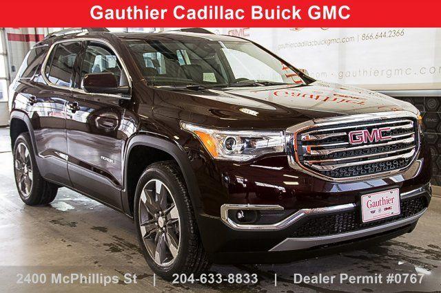 2018 Gmc Acadia For Sale Winnipeg Gmc Winnipeg Gauthier