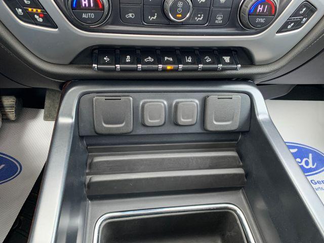 2018 GMC Sierra 2500 SLT Diesel, Sunroof