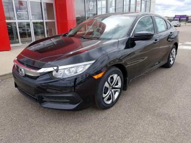2018 Honda Civic LX CVT Sedan