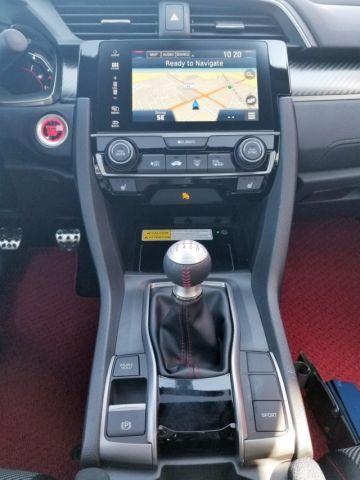 2018 Honda Civic Si HFP Coupe