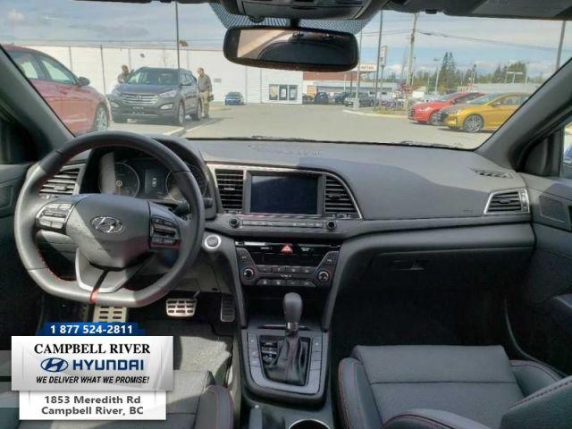 2018 Hyundai Elantra Sport Tech DCT  - Navigation