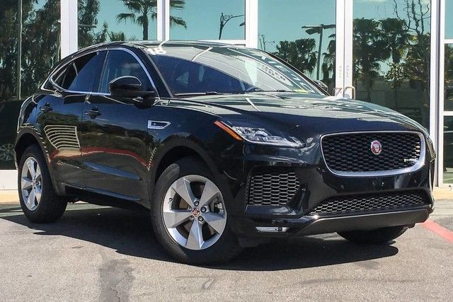 New 2018 Jaguar E PACE For Sale In Mission Viejo, CA | Jaguar USA
