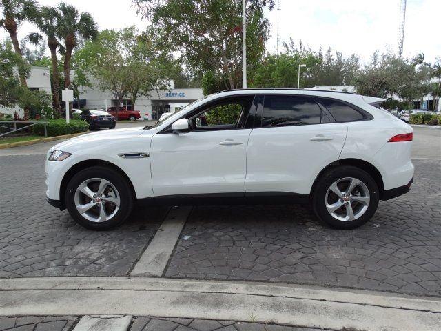 Warren Henry Jaguar U003eu003e New 2018 Jaguar F PACE For Sale In Miami,