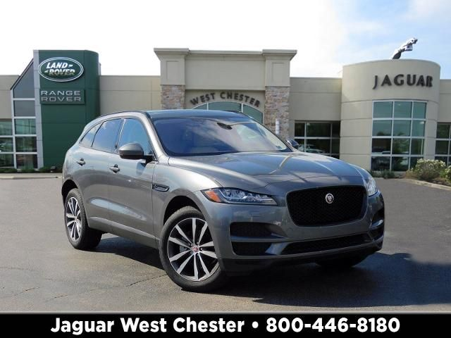 Lovely New 2018 Jaguar F PACE For Sale In West Chester, PA | Jaguar USA