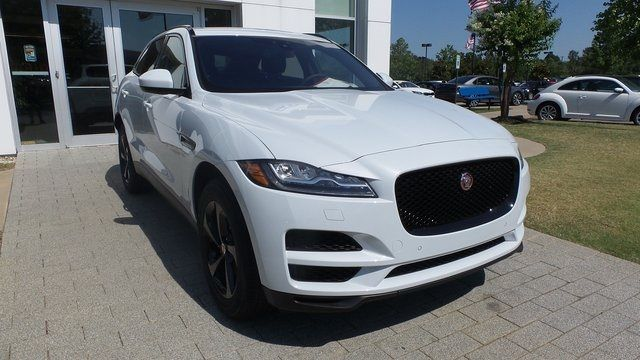 High Quality 2018 Jaguar F PACE 30t Prestige