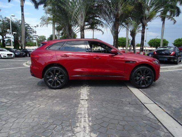 New 2018 Jaguar F Pace For Sale In Miami Fl Jaguar Usa