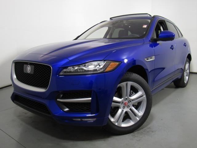 Jaguar Of Cary >> New 2018 Jaguar F Pace For Sale In Cary Nc Jaguar Usa