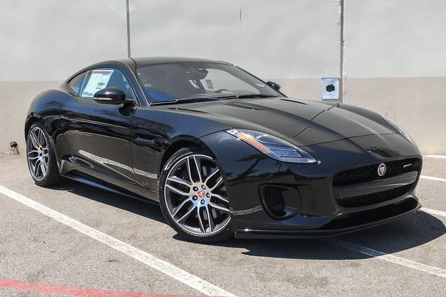 2018 Jaguar F TYPE R Dynamic