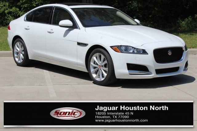 Charming New 2018 Jaguar XF For Sale In Houston, TX | Jaguar USA