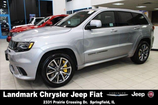 2018 Jeep Grand Cherokee GRAND CHEROKEE TRACKHAWK 4X4