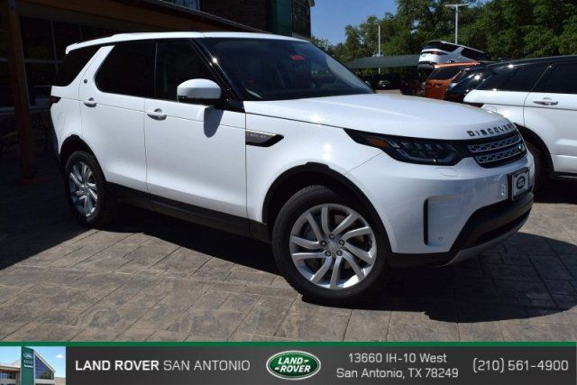 Land Rover Discovery San Antonio >> Certified Pre Owned 2018 Discovery Details