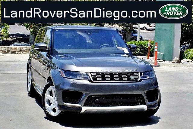 Range Rover San Diego >> New 2018 Range Rover Sport Details