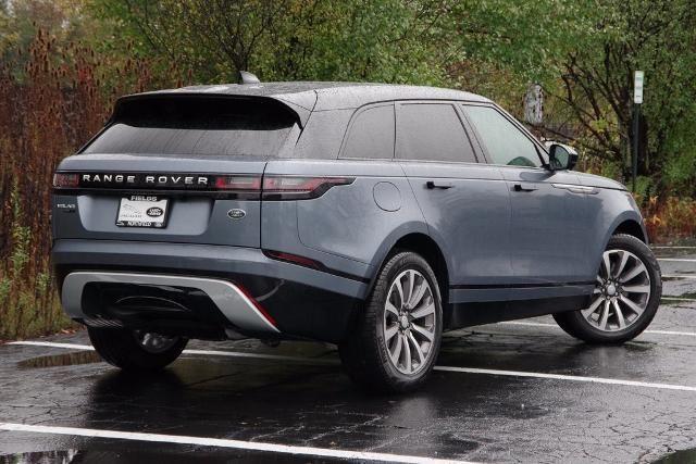 new 2018 land rover range rover velar details. Black Bedroom Furniture Sets. Home Design Ideas