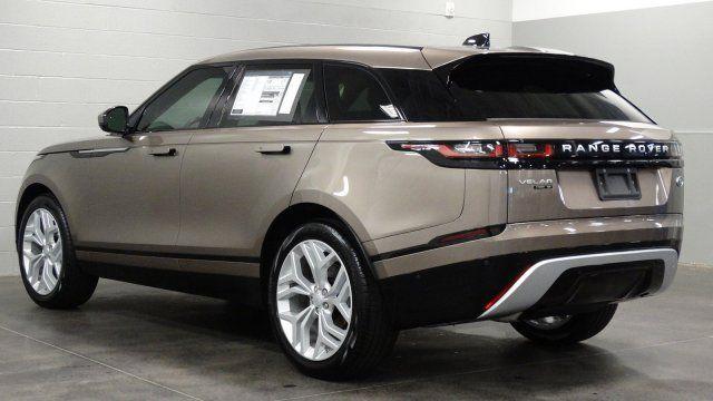 Certified Pre Owned 2018 Range Rover Velar Details