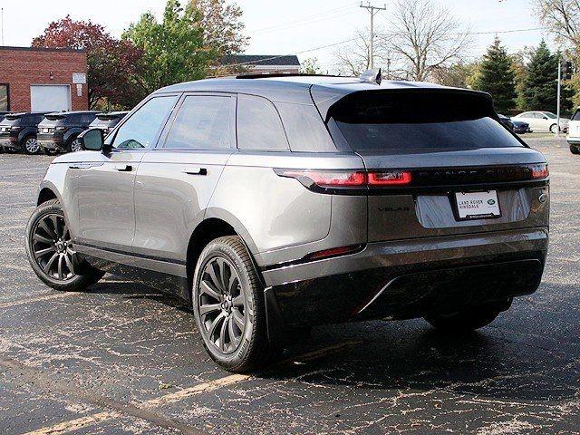 New 2018 Land Rover Range Rover Velar Details