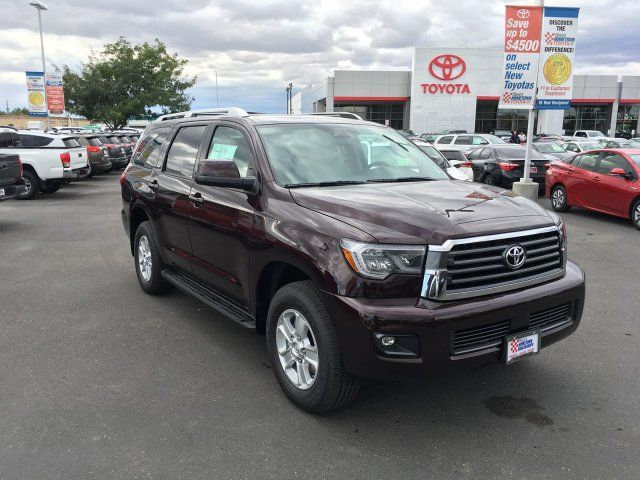 2018 Toyota Sequoia For Sale In Ontario Hometown Toyota