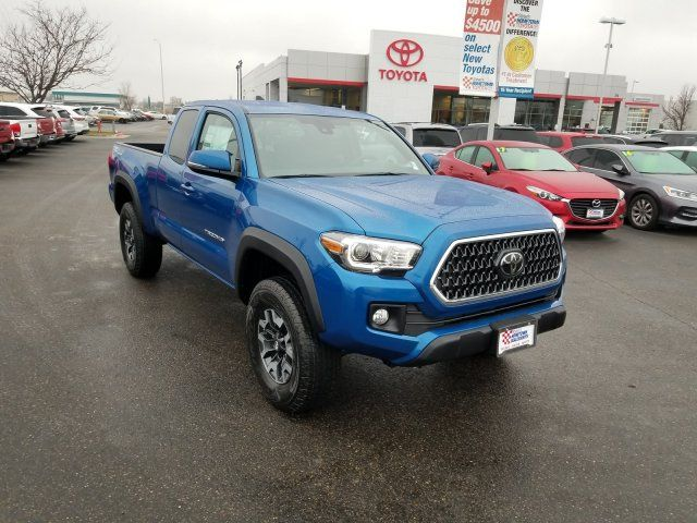 2018 Toyota Tacoma For Sale In Ontario Hometown Toyota