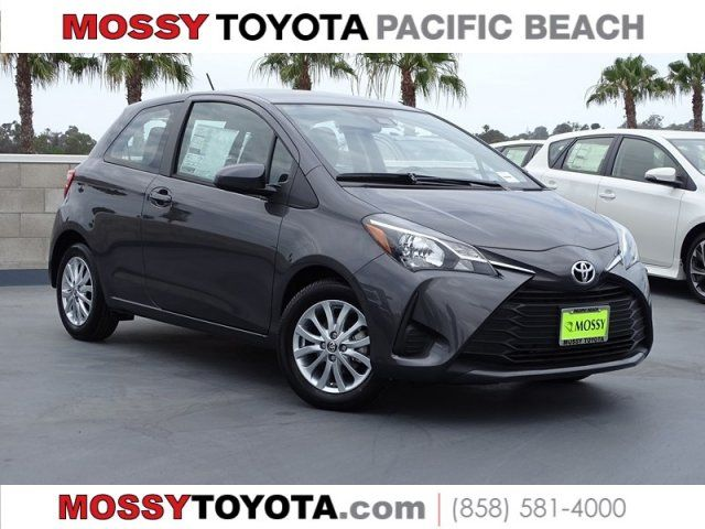 2018 Toyota YARIS 3 Door LE Auto