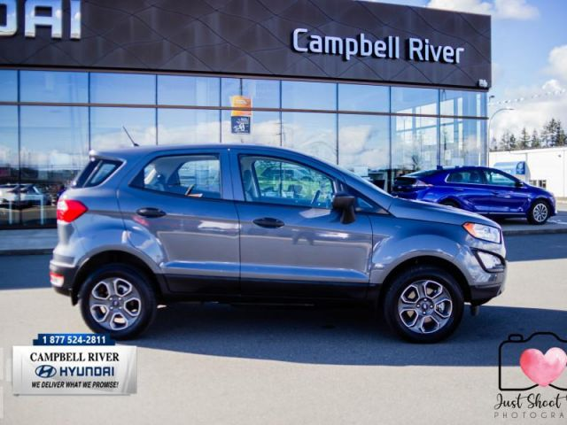 2019 Ford EcoSport S 4WD  Extremely Low KMS!