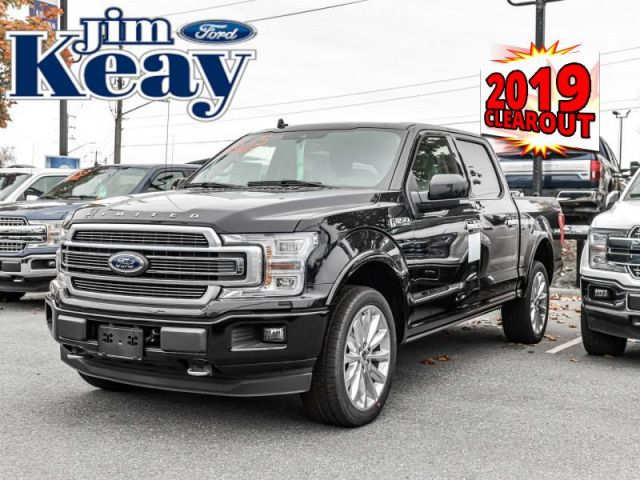 2019 Ford F-150 Limited   - Limited Luxury -  Leather Seats