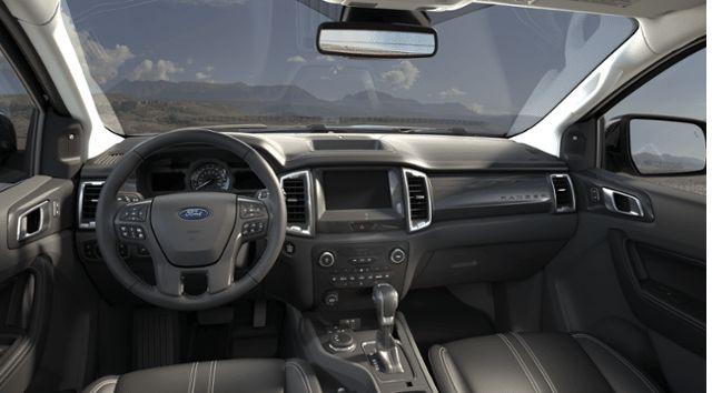2019 Ford Ranger Lariat