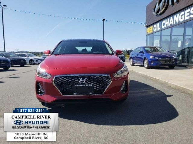 2019 Hyundai Elantra GT Luxury AT  - Panoramic Sunroof