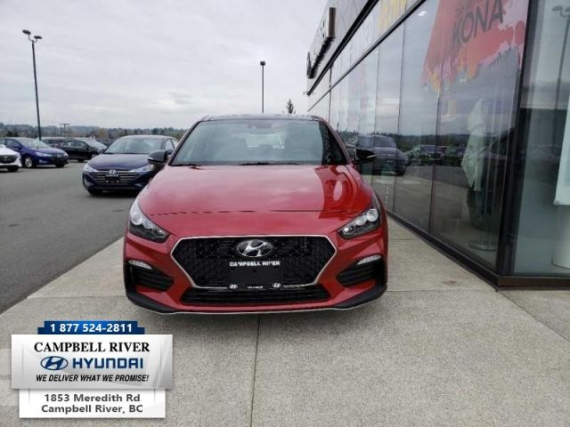 2019 Hyundai Elantra GT N Ultimate  - Lane departure Warning