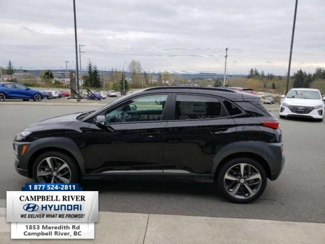 2019 Hyundai Kona 1.6T Ultimate AWD  - Sunroof