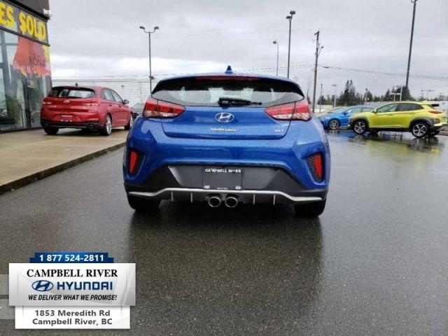 2019 Hyundai Veloster Turbo Auto   - Sunroof