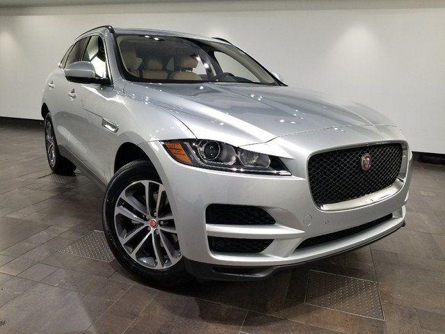 2019 Jaguar F PACE Premium