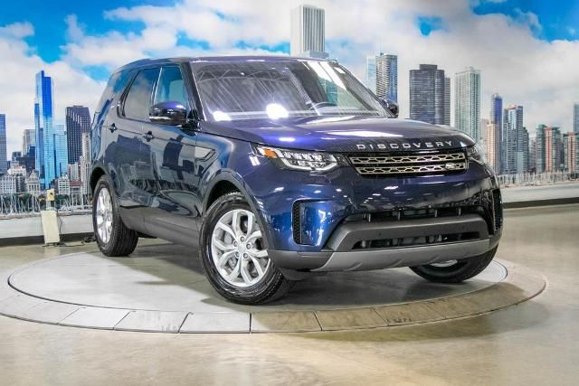 Land Rover Lake Bluff >> New 2019 Discovery Details