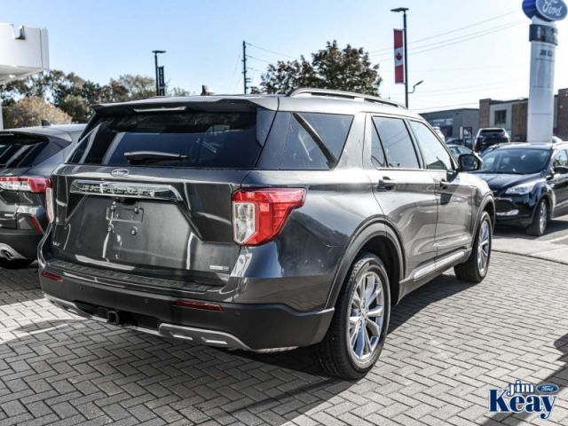 2020 Ford Explorer XLT  - All-New -  Capable