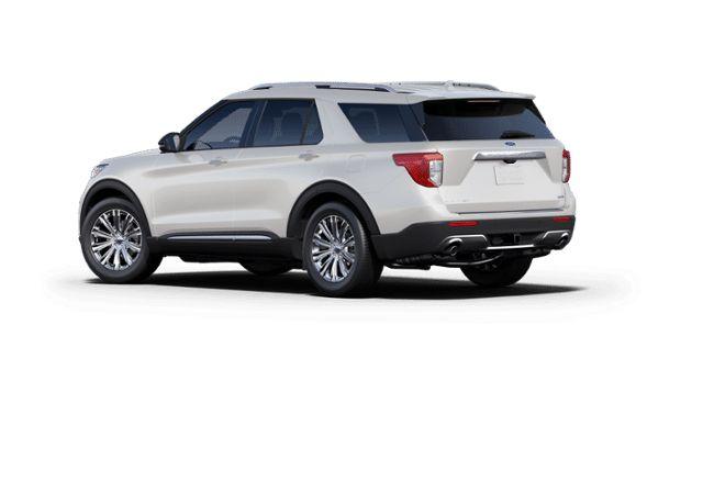 2020 Ford Explorer Limited