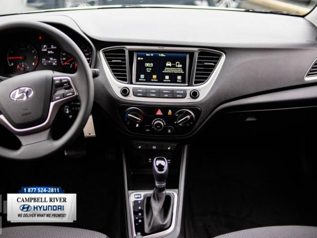 2020 Hyundai Accent Preferred IVT