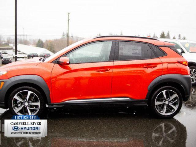 2020 Hyundai Kona 1.6T Ultimate AWD w/Orange Colour Pack