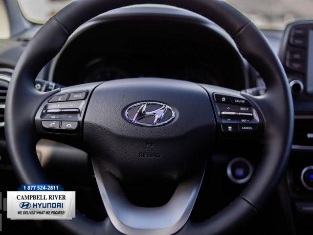 2020 Hyundai Kona 2.0L Luxury AWD  - Leather Seats