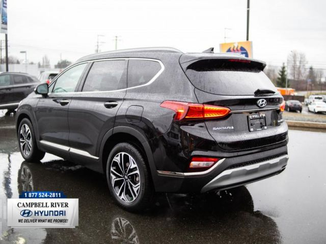 2020 Hyundai Santa Fe 2.0T Ultimate AWD