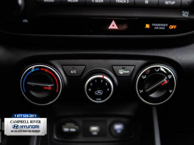 2020 Hyundai Venue Trend  - Sunroof