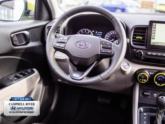 2020 Hyundai Venue Ultimate Lime-Gray