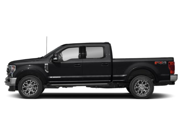 2020 Ford Super Duty F-350 SRW Platinum 4WD Crew Cab 6.75 Box