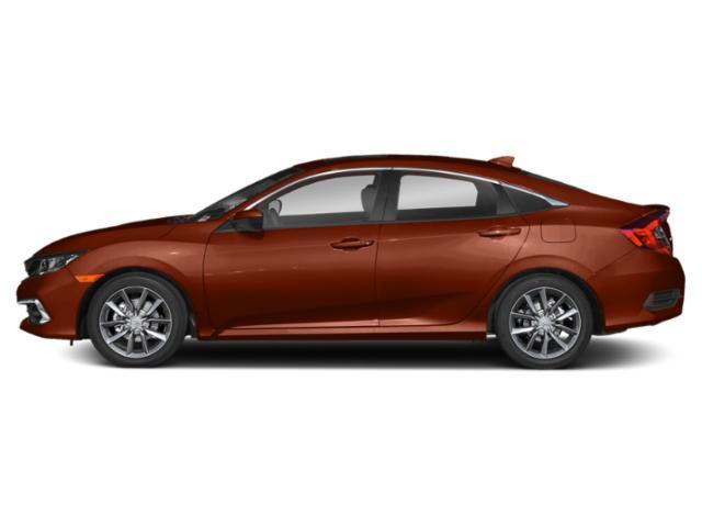 2020 Honda Civic EX CVT Sedan