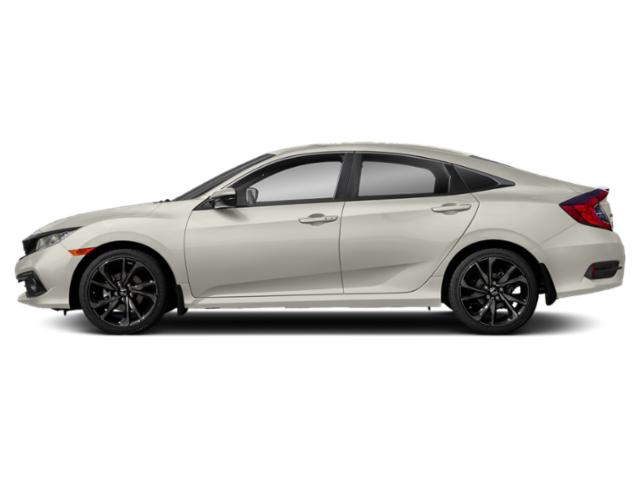 2020 Honda Civic Sport CVT Sedan