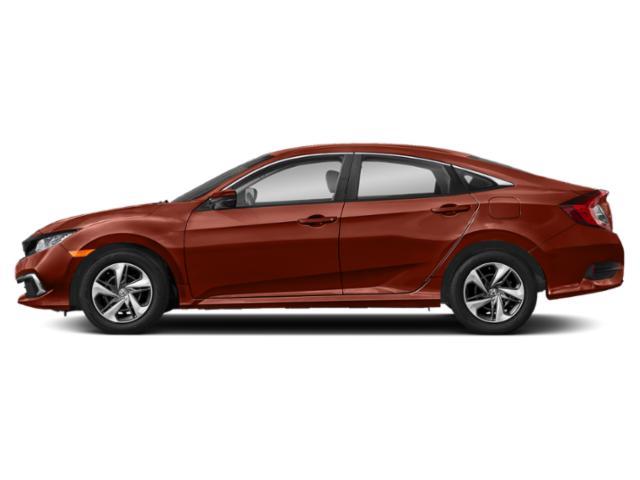 2020 Honda Civic LX CVT Sedan