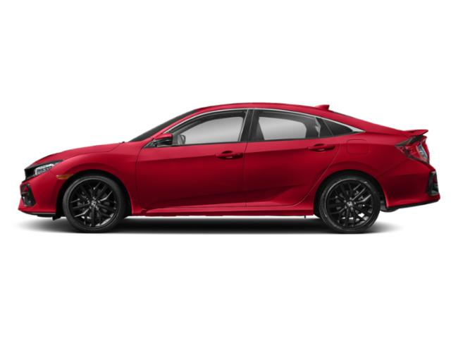 2020 Honda Civic Si Manual Sedan